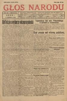 Głos Narodu. 1929, nr146