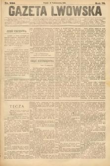Gazeta Lwowska. 1883, nr 236