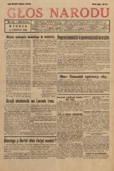 Głos Narodu. 1929, nr152