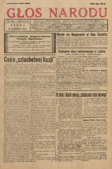Głos Narodu. 1929, nr160
