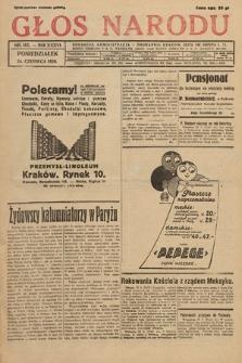 Głos Narodu. 1929, nr165