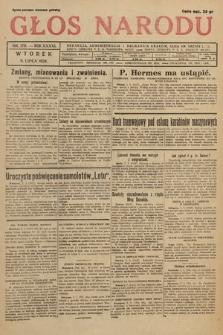 Głos Narodu. 1929, nr179