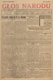 Głos Narodu. 1929, nr182