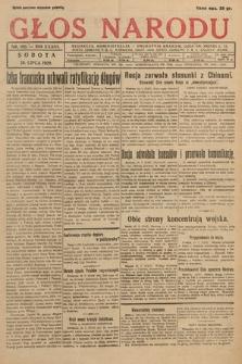 Głos Narodu. 1929, nr190