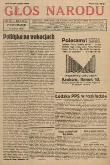 Głos Narodu. 1929, nr192