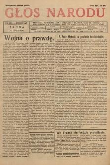 Głos Narodu. 1929, nr194
