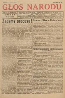 Głos Narodu. 1929, nr197