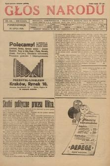 Głos Narodu. 1929, nr199