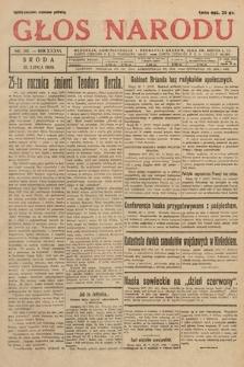 Głos Narodu. 1929, nr201
