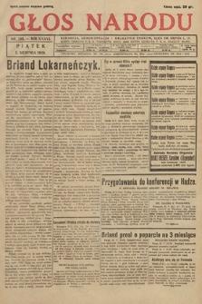 Głos Narodu. 1929, nr203