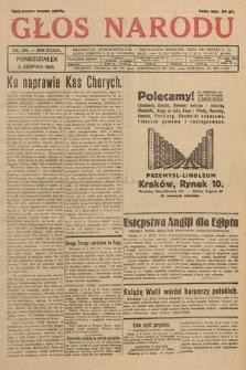 Głos Narodu. 1929, nr206