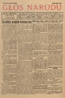 Głos Narodu. 1929, nr208