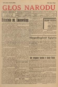 Głos Narodu. 1929, nr210