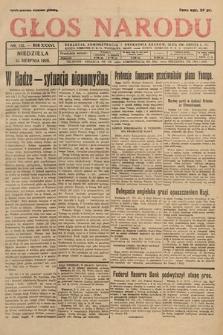 Głos Narodu. 1929, nr212