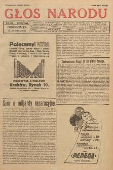 Głos Narodu. 1929, nr213