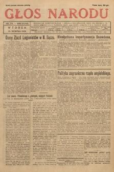 Głos Narodu. 1929, nr214