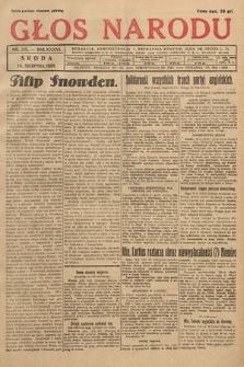 Głos Narodu. 1929, nr215