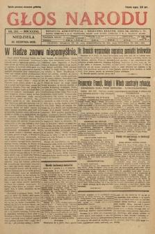Głos Narodu. 1929, nr218
