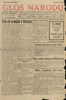 Głos Narodu. 1929, nr223