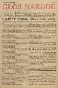 Głos Narodu. 1929, nr228