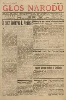 Głos Narodu. 1929, nr238