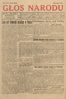 Głos Narodu. 1929, nr239