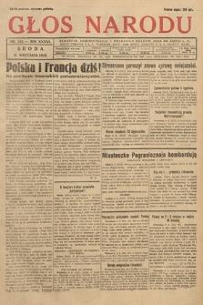 Głos Narodu. 1929, nr242