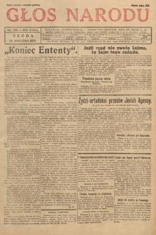 Głos Narodu. 1929, nr249