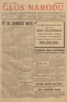 Głos Narodu. 1929, nr270