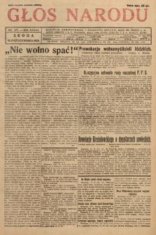Głos Narodu. 1929, nr277