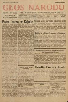 Głos Narodu. 1929, nr288