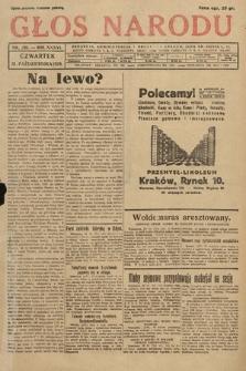 Głos Narodu. 1929, nr292