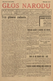 Głos Narodu. 1929, nr293