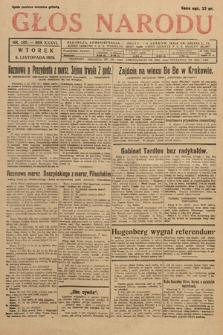 Głos Narodu. 1929, nr297