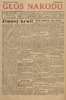 Głos Narodu. 1929, nr298