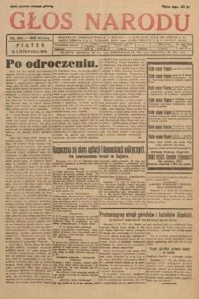 Głos Narodu. 1929, nr300