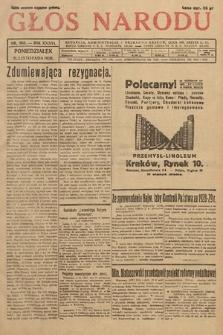 Głos Narodu. 1929, nr303