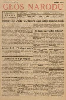 Głos Narodu. 1929, nr304