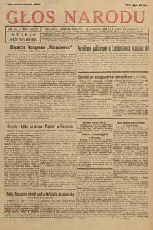 Głos Narodu. 1929, nr311