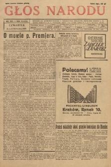 Głos Narodu. 1929, nr313