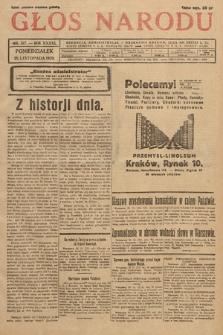 Głos Narodu. 1929, nr317