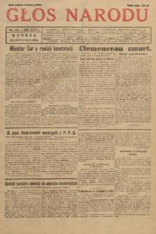 Głos Narodu. 1929, nr318