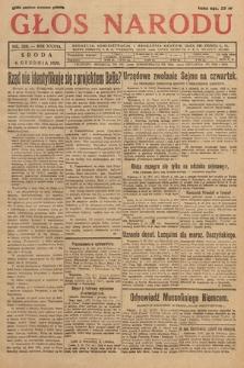 Głos Narodu. 1929, nr326