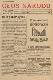 Głos Narodu. 1929, nr327