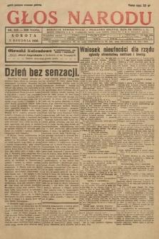 Głos Narodu. 1929, nr329