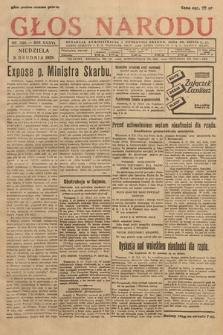 Głos Narodu. 1929, nr330