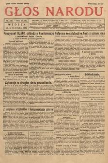 Głos Narodu. 1929, nr332