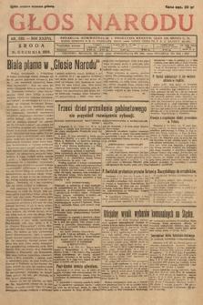 Głos Narodu. 1929, nr333