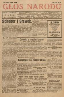Głos Narodu. 1929, nr335