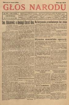 Głos Narodu. 1929, nr337
